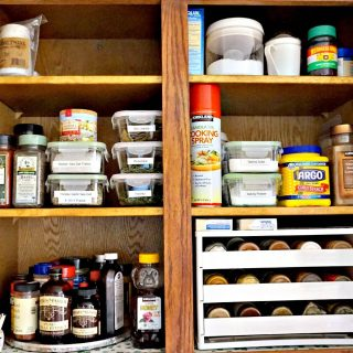 Spice Cabinet Intervention Completed!