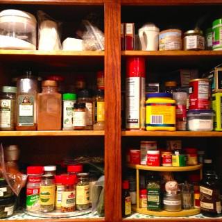 Spice Cabinet Intervention