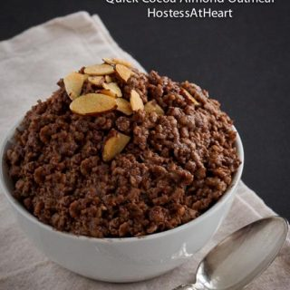Quick Cocoa_Almond Oatmeal