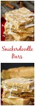 Super Yummy Snickerdoodle Bars recipe combine a sweet buttery sugar cookie with warm cinnamon and vanilla. This dessert could be your new favorite. | Hostess At Heart