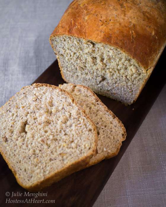 Harvest Grains Bread | Hostess At Heart
