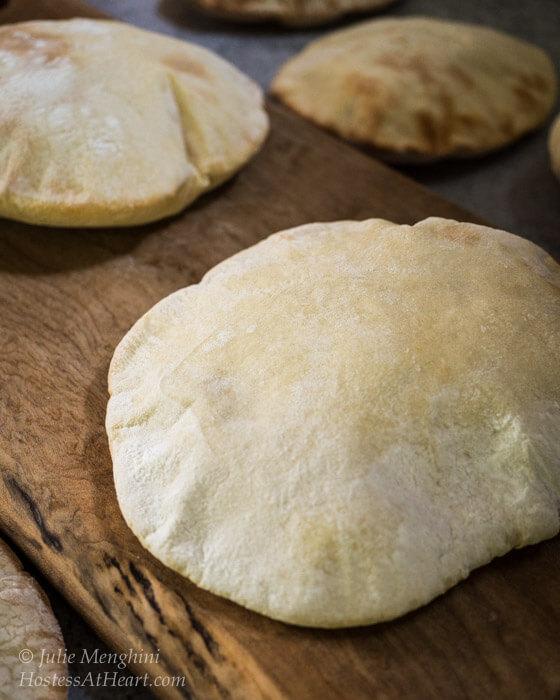Pita Bread | Hostess At Heart