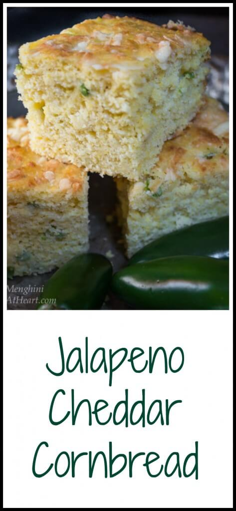 Jalapeno Cheddar Cornbread | Hostess At Heart