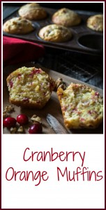 Cranberry Orange Muffins | Hostess At Heart