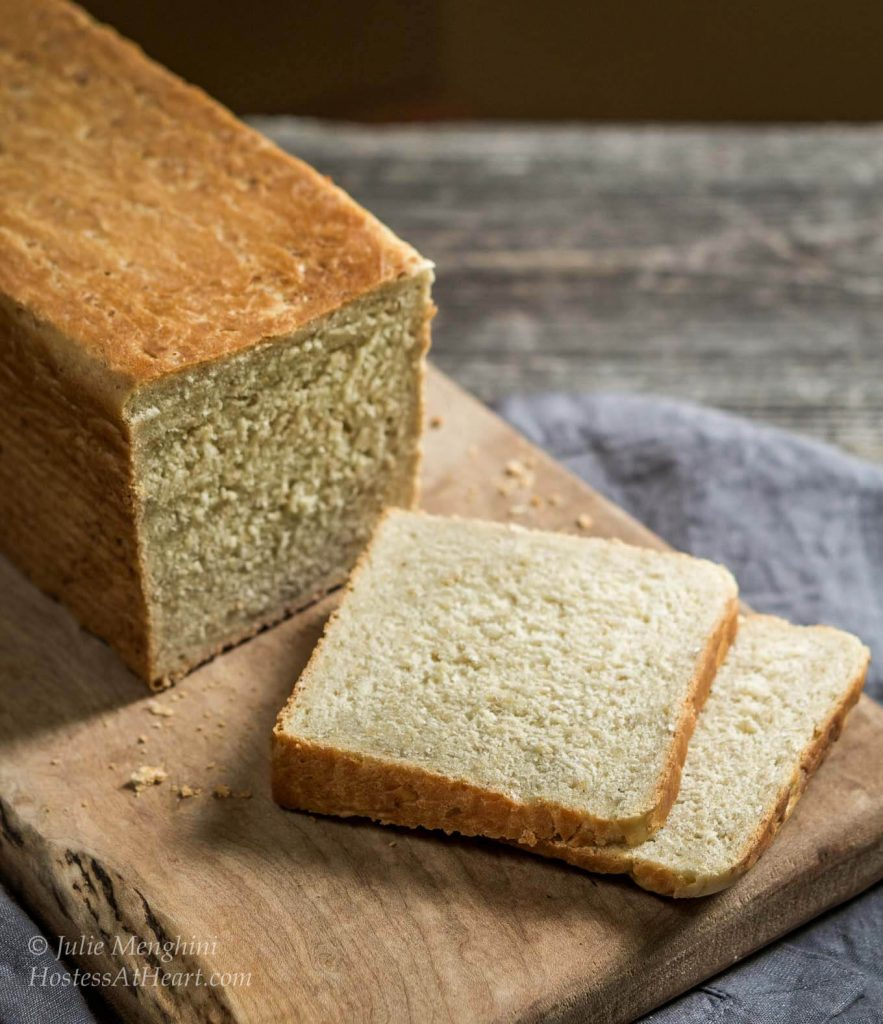 Honey-Oat Pain de Mie has a warm homemade flavor with a touch of sweetness. It will take your everyday sandwich to a whole new level. | HostessAtHeart.com