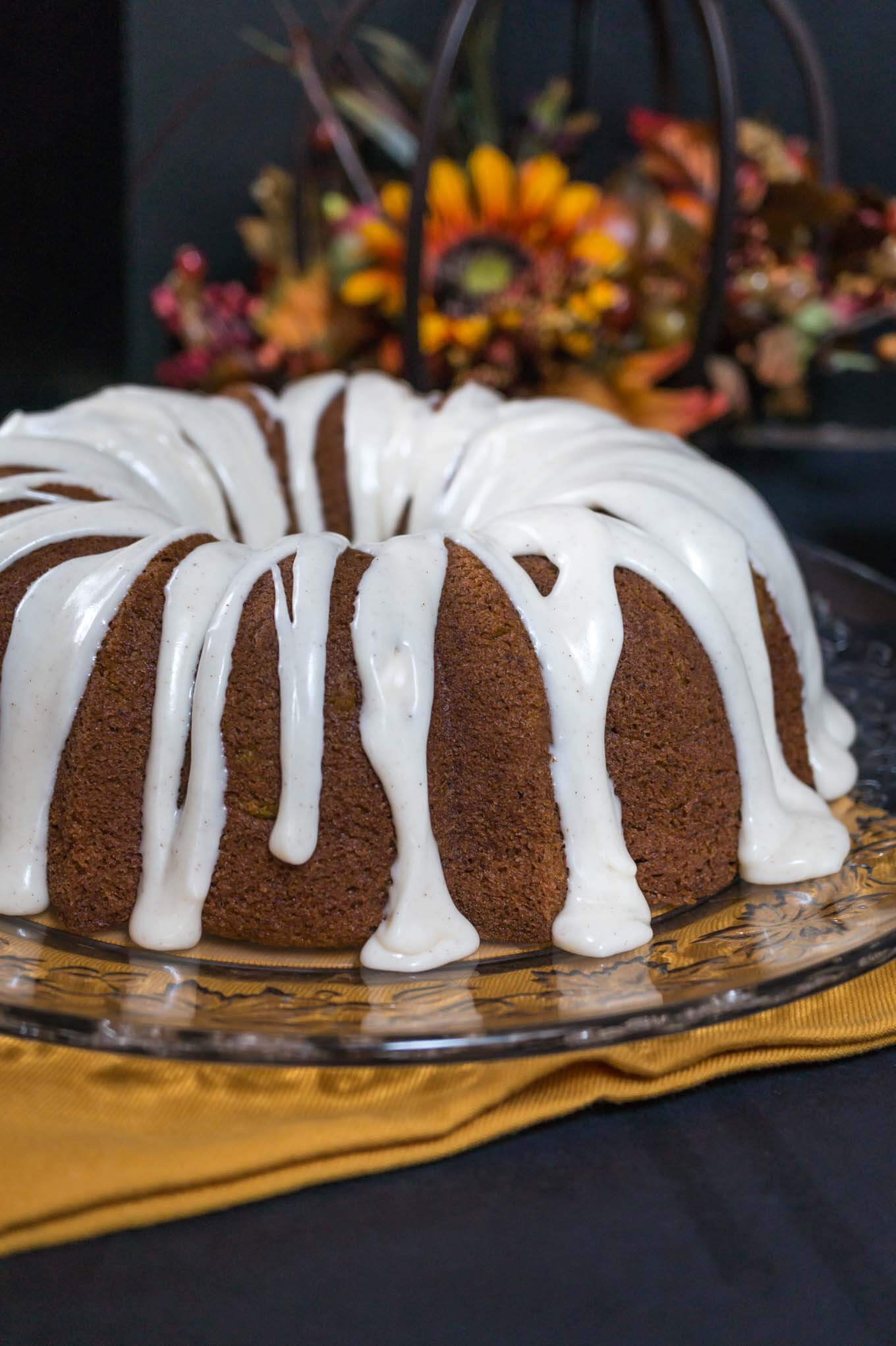 Pumpkin Spice Buttermilk Cake Hostess At Heart