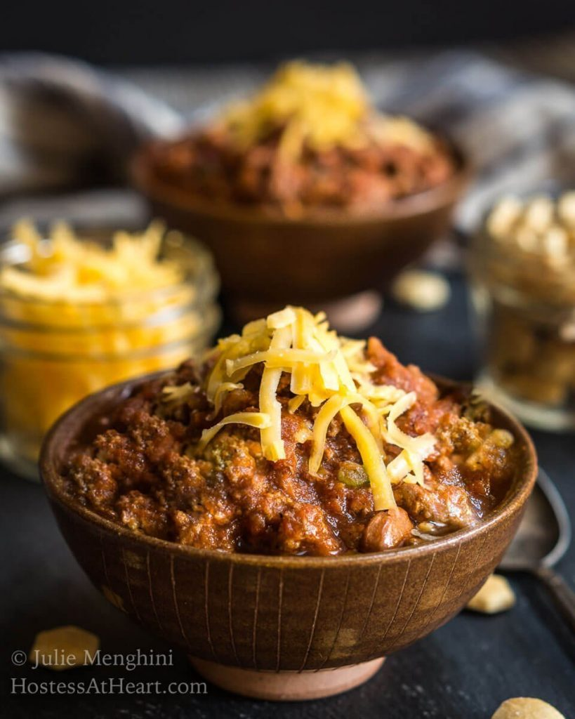 Secret Ingredient Makes This The Best Chili Recipe Hostess