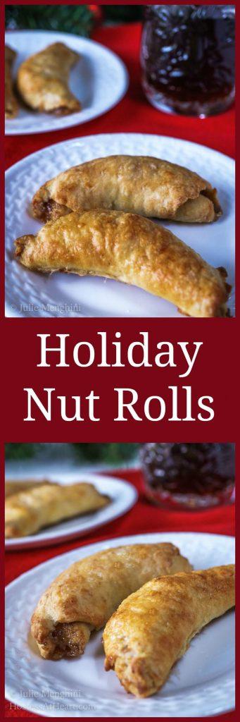 Holiday Nut Rolls