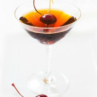 A Smooth and Sexy Cuban Manhattan Cocktail is a lot cheaper than therapy and it's like taking a little vacation without ever leaving home.