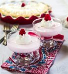 Raspberry Daiquiri Pie & Pudding