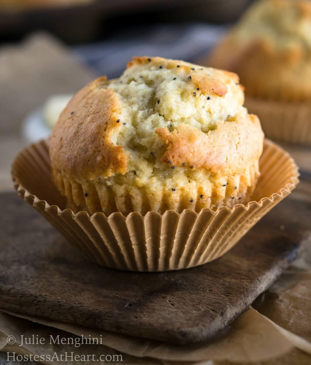 Homemade Basic Muffin Recipe - A Family Favorite