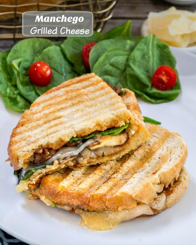 Best cheese combination for grilled sandwich