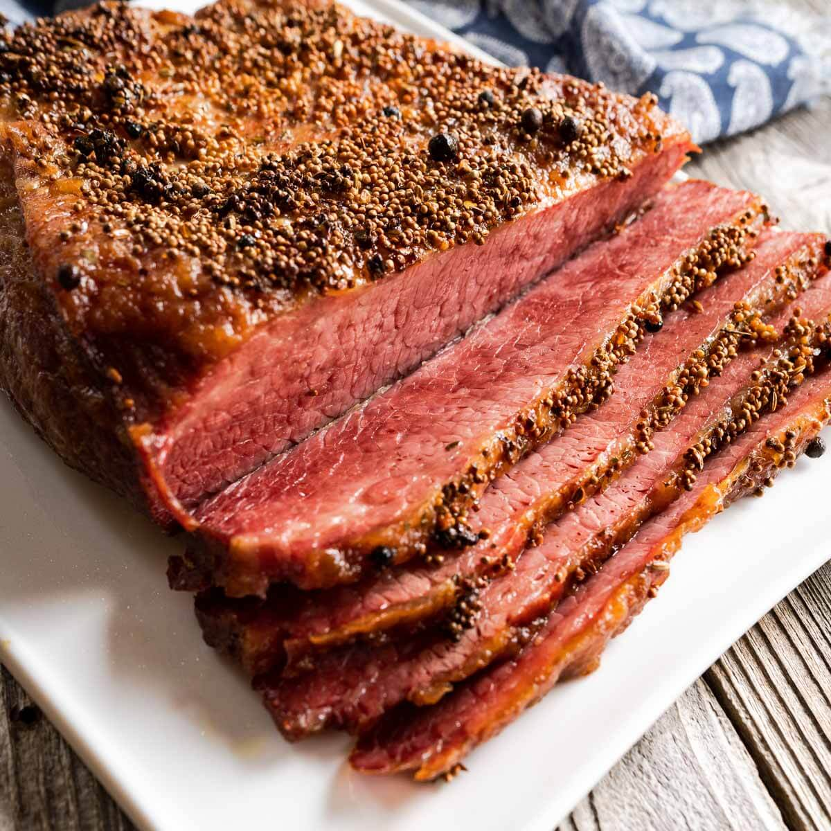 How to Bake a Corned Beef Brisket