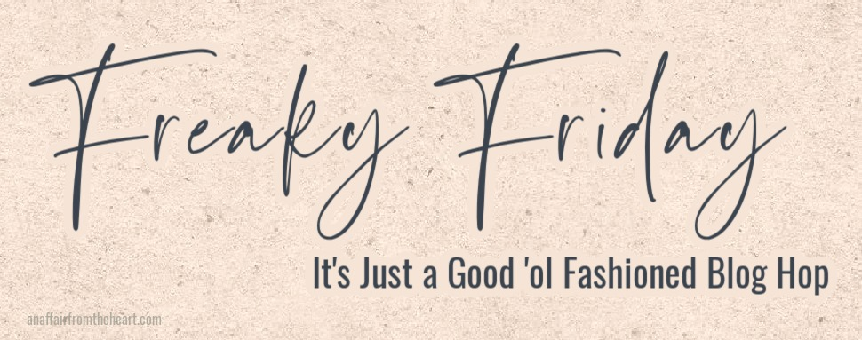 Freaky Friday Blog hop banner